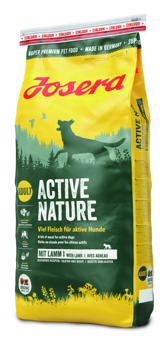 DLG-TestService Pet Food :: Active Nature