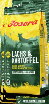 DLG-TestService Pet Food :: Lachs & Kartoffel