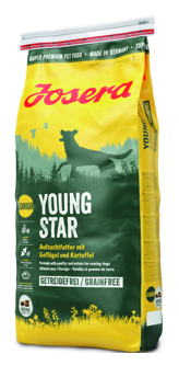 DLG-TestService Pet Food :: Youngstar